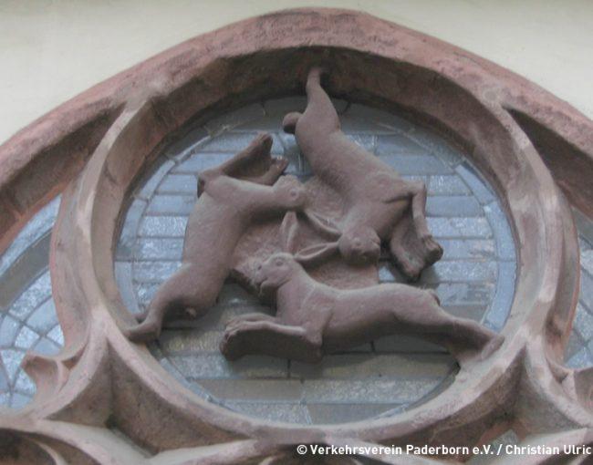 Drei-Hasen-Fester im Dom