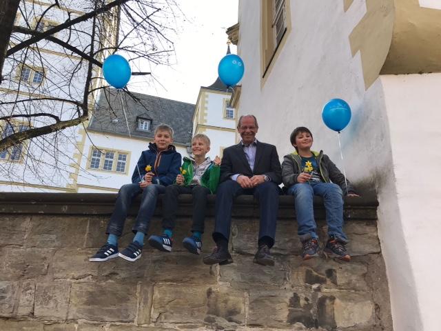 """""""Frühlingserwachen"""" am 02.04.2017"""