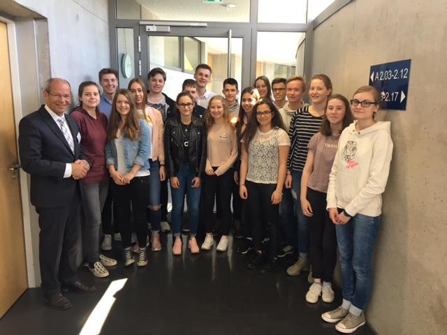 Der EUROPATAG an Schulen