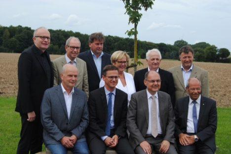 Landwirtschaftsminister Christian Schmidt traf Landwirte in Paderborn